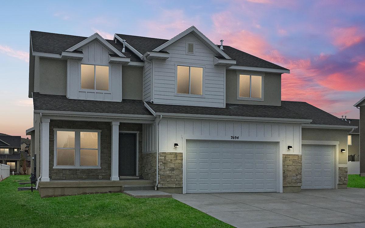 Single Family Home Plans J Thomas Homes