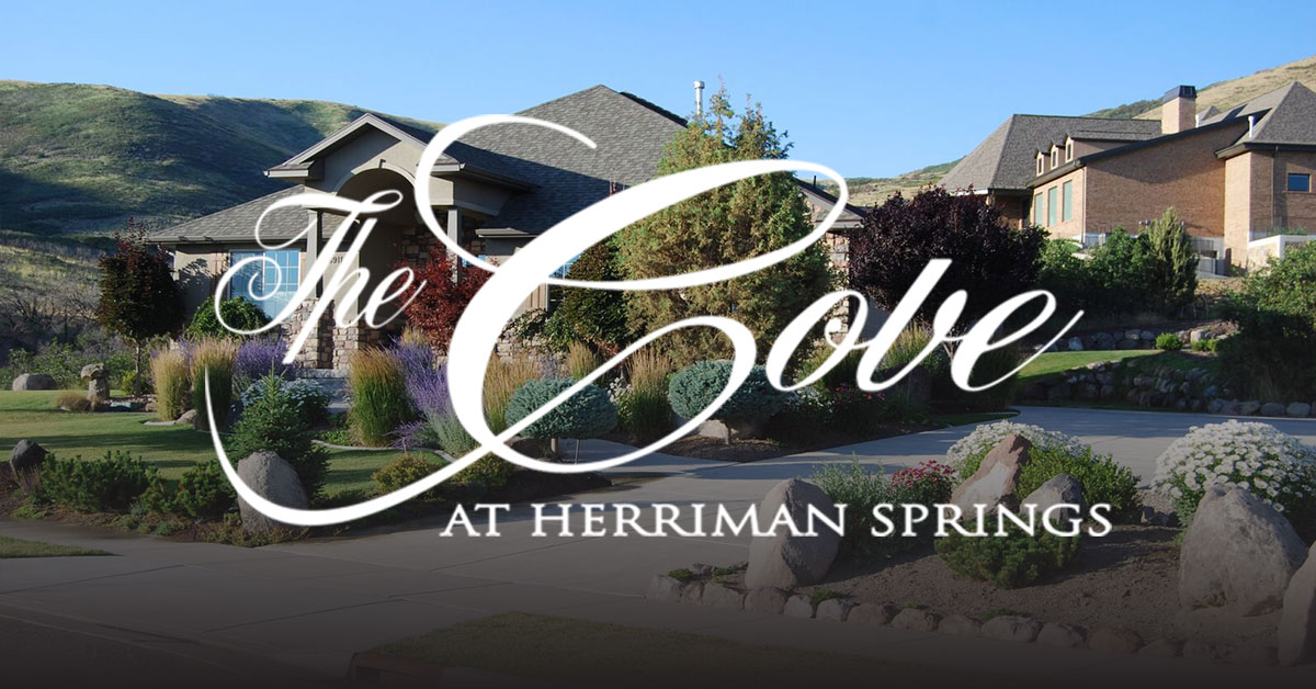 The Cove at Herriman Springs Land for Sale