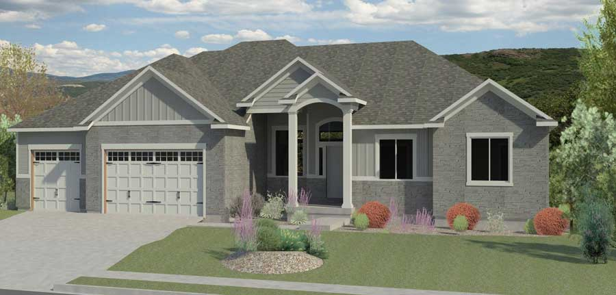 The victoria j thomas homes single family models for House builders in victoria